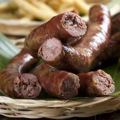 Deliciosa Longaniza Boyacense Sausage, Meat, Food, Cold Cuts, Dishes, Recipes, Restaurants, Sausages, Essen