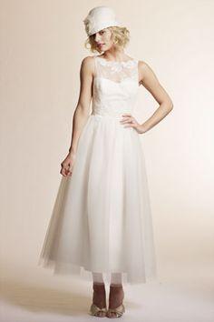 Shop-A-Matic -- Wedding Dresses -- Amy Kuschel Mimosa Dress