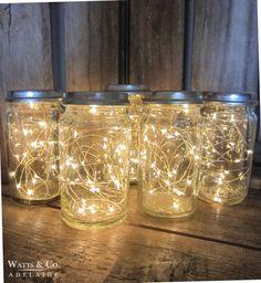 1 set WARM WHITE Micro Led Seed Vine Lights Wedding Centerpiece Fairy Lights