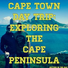 Cape Town Day Trip: Exploring The Cape Peninsula with BazBus