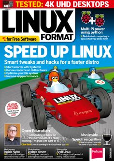 #Speed up #Linux.