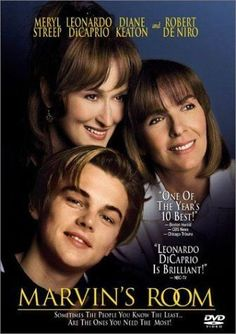 Marvin's Room Diane Keaton, Good Movies To Watch, Great Movies, Top Movies, Love Movie, Movie Tv, Meryl Streep Movies, Benny And Joon, Cynthia Nixon