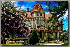 Morey Mansion by Robert Strong  https://www.facebook.com/RobertStrongPhotography