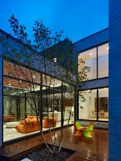 Cedarvale House Designed By Drew Mandel Architects | Archifan Blog