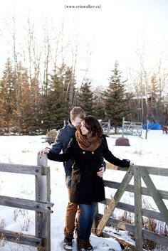 what to wear winter engagement pictures - Google Search