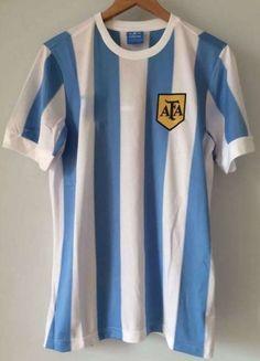 argentia national team 1978 retro soccer jersey Cheap Football Shirts 5ba291317