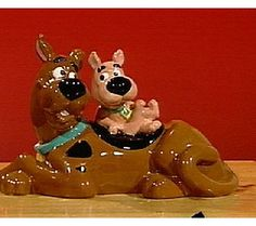 Image detail for -Warner Bros. Scooby-Doo and Scrappy Cookie Jar — QVC.com