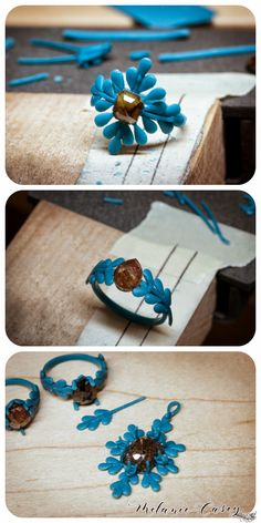 Melanie Casey - Wax Carving for Jewelry Design