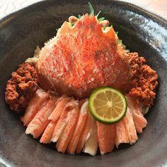 #せいこ蟹  #まつ田せいこ丼