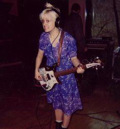 Kat Bjelland of Babes in Toyland