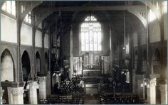 St Barnabus Church