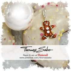 Thomas Sabo, Christmas Is Coming, Xmas, My Gems, Future Fashion, Gingerbread Man, Winter Time, Holiday Fun, I Am Awesome
