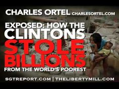 """Investor and financial crimes researcher Charles Ortel joins me to uncover what he is calling """"the """"largest unprosecuted charity fraud ever attempted."""" Charl..."""
