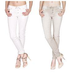 ❖ NEW ARRIVAL❖Frühjahr/Sommer 2016 Entdecke jetzt die neue BLUE MONKEY Damen Skinny Jeans Cassy in Beige und Weiß ! Jetzt shoppen auf www.myjeans-shop.de ! #myjeansshop #bluemonkeyjeans #jeans #sommer2016