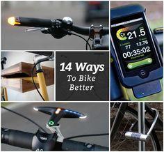 14 Ways to Bike Better