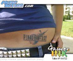 Final Fantasy tattoo?