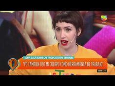 """Sofía Gala: """"Preferiría ser pu... antes que ser moza"""""""