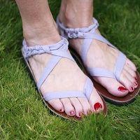 Classic Woven Sseko Sandal