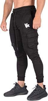 Amazon.com: Men's Style Blue Blazer Men, Fitted Joggers, Mens Joggers, Sweatpants, Blazers For Men, Pants Outfit, Workout Pants, Skinny Fit