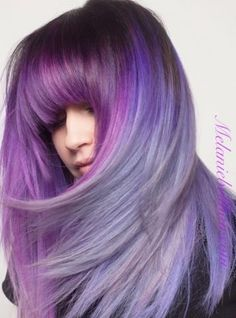 FORMULA: The Prettiest Purple Ever! | Modern Salon