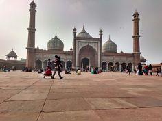 Jama Masjid  |जामा मस्जिद | جامع مسجد in Delhi, Delhi