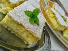 Chia Puding, Hungarian Recipes, Hungarian Food, Holiday Dinner, Winter Holidays, Cornbread, Smoothie, Cake Recipes, Cheesecake
