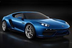 Lamborghini onder stroom: Asterion LPI 910-4