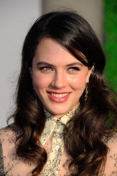 Jessica Brown Findlay (Sybil from Downton Abbey)