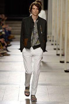 Hermès Spring 2017 Menswear Collection Photos - Vogue
