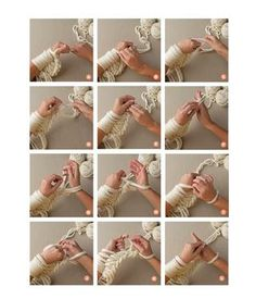 Anne Weil's Arm Knitting Tutorial for Sweet Paul by Sweet Paul Magazine - issuu