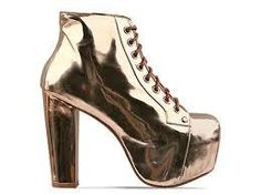 Jeffrey Campbell - Lita rose gold