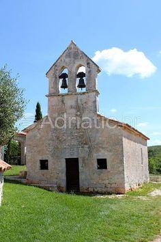 Old church - Bačva - Croatia guide - Adriatic.hr