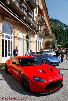 2011 Aston Martin V12 Vantage Zagato