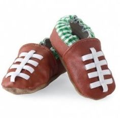 Genuine Leather Football Shoes for Baby Boy by Mud Pie Newborn Football, Football Baby, Alabama Football, Football Outfits, Football Shoes, Baby Boy Shoes, Baby Boy Outfits, Toddler Outfits, Little Boy Fashion