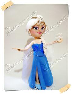Elsa de EVA