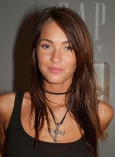 Megan fox in 2005, without any plastic surgery - Imgur