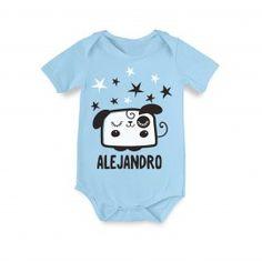 Body Bebé Personalizado BabyPet-chico