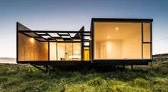 Image 1 of 20 from gallery of House on the Top / Mutar Estudio. Photograph by Leo Basoalto