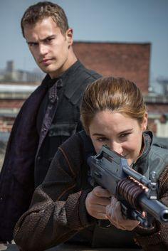 Divergent - 3 april 2014 in de bioscoop!