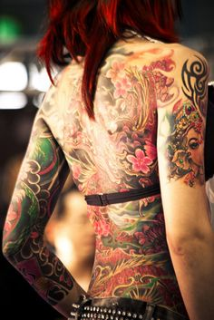 Sexy Tattoo Girls Tattoos Sexy Girls featured girls with tattoos girls Full Back Tattoos, Great Tattoos, Sexy Tattoos, Beautiful Tattoos, Body Art Tattoos, Female Tattoos, Top Tattoos, Amazing Tattoos, Beautiful Artwork