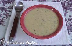 Comilonas Lights: Crema de calabacín 1pp
