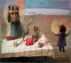 Ukrainian Artist – Oleksandr Antonyuk