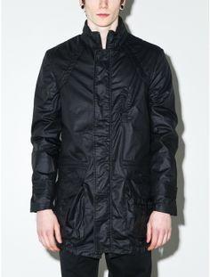 Journal scobe coated coat