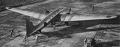 """Tachikawa & Nakajima , """"A-26"""" , Long-range Research-plane"""