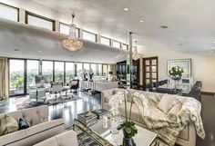 3 bedroom property for sale in The Penthouse, Harrington Road, South Kensington, - Rightmove. Penthouse London, Penthouse For Sale, Luxury Penthouse, Luxury Homes Interior, Luxury Home Decor, Interior Design, Interior Ideas, London Eye, London Property