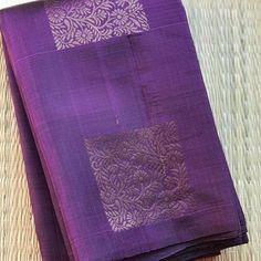 Virupa -The Saree Store ( Indian Silk Sarees, Soft Silk Sarees, Sari Dress, Prom Dress, Wedding Dress, Pattu Sarees Wedding, Christian Bridal Saree, Katan Saree, Purple Weave