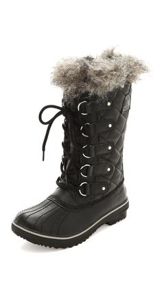 Sorel Tofino Waterproof Boots. For the snow!