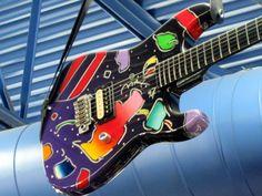 Peter Max guitar