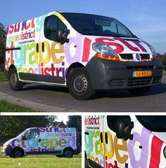 full color carwrap by Spieringhs Beletteringen