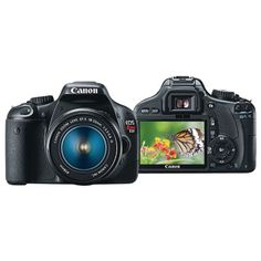 Digital Cameras - Pin it :-) Follow us, CLICK IMAGE TWICE for Pricing and Info . SEE A LARGER SELECTION of digital cameras at http://azgiftideas.com/product-category/digital-cameras/  - gift ideas -  Canon EOS Rebel T2i 18 MP CMOS APS-C Sensor DIGIC 4 Image Processor Full-HD Movie Mode Digital SLR Camera with 3.0-inch LCD and EF-S 18-55mm...